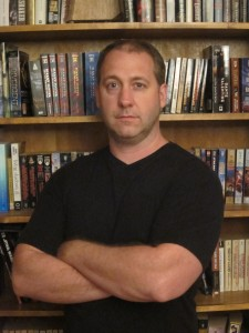 Jon Sprunk Author Photo
